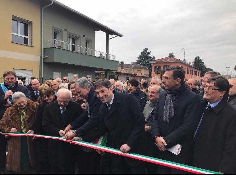 Il Paese Ritrovato villaggio Alzheimer Sharebot Monza