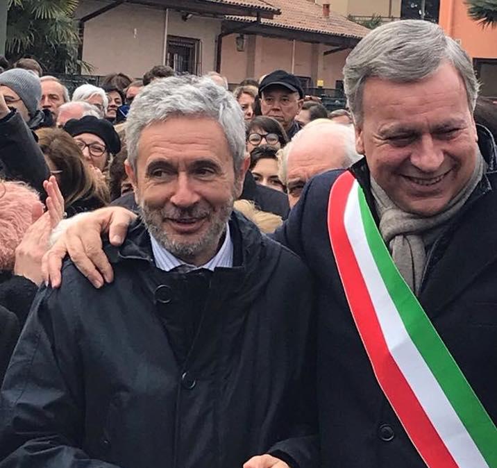 Il Paese Ritrovato villaggio Alzheimer Sharebot Monza Roberto Mauri Dario Allevi