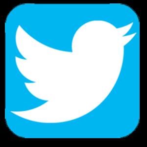 Icona Twitter contatti Sharebot Monza stampa 3D Monza