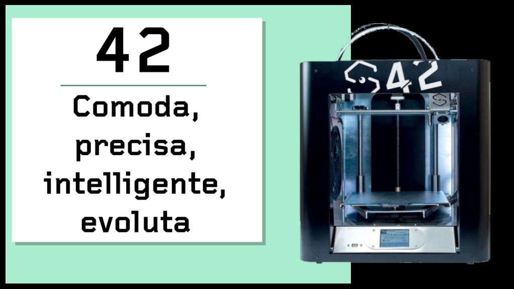 Prodotti Sharebot Monza stampante 3d Sharebot 42