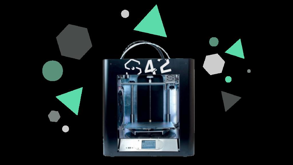Stampanti 3D professionali Sharebot Monza Sharebot 42