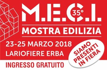 Meci 2018 edilizia Lariofiere stampa 3D Sharebot Monza