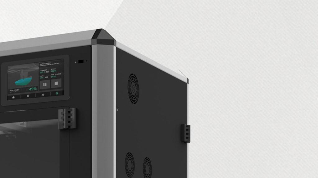 Mecspe 2018 Fiere di Parma Sharebot Monza stampa 3D