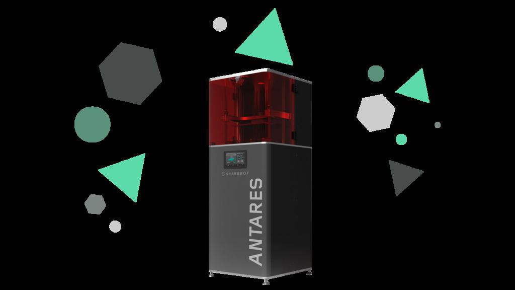 Stampanti 3D professionali Sharebot Monza Sharebot Antares
