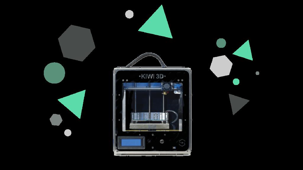 Stampanti 3D desktop Sharebot Monza Sharebot Kiwi 3D