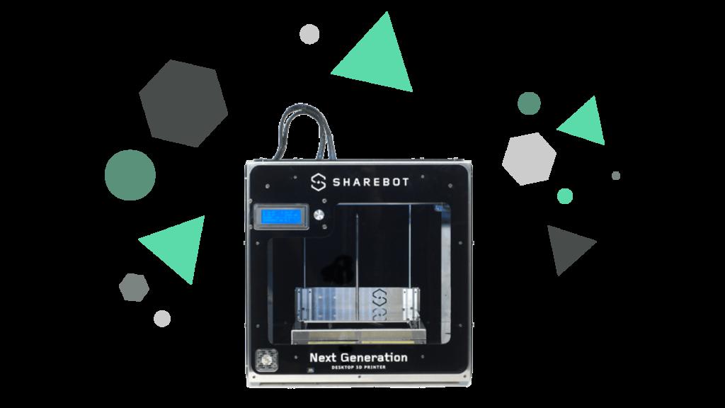 Stampanti 3D desktop Sharebot Monza Sharebot NG
