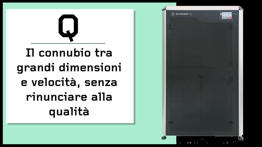 Prodotti Sharebot Monza stampante 3d Sharebot Q